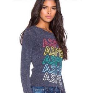 Chaser Aspen long sleeve shirt S